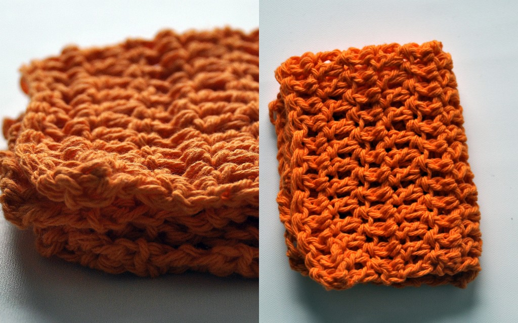 Crocheted Dish Towels