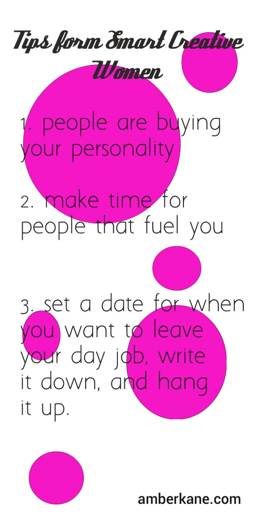 tips from monica lee of smart creative women